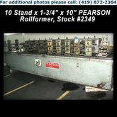 Used 10 Stand x 1-3/
