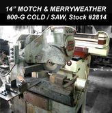 14″ MOTCH & MERRYWEATHER #00-G