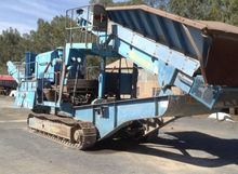 2003 Used Terex BL Pegson Crush