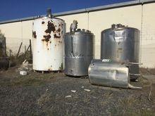 Redundant Milk Storage Tanks
