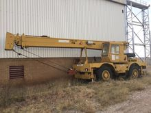 18 Ton Bantam S 688 Mobile Cran