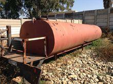 10 000 Litre Water Tank