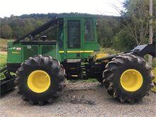 Used 2013 DEERE 548G