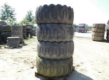 Used Pneumatic Tires