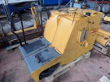 Liebher Hydraulic Tank 900 Part