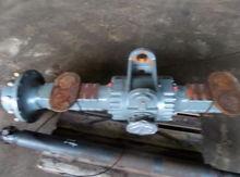 Liebherr Rearaxle 538 dismantle