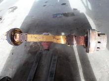 Liebherr Rearaxle 902 dismantle