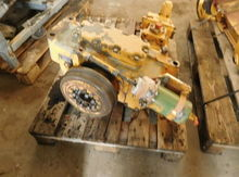Liebherr Travel Gear Box A902 n