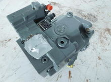 Liebherr Fandrive Pump Parts