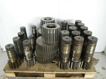 Liebherr Output Shaft Parts