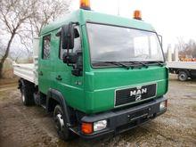 Used 2000 MAN 8.163