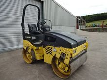 2008 BOMAG BW120AD-4 DOUBLE DRU