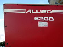 ALLIED 620B 12 TON MOBILE GRAIN