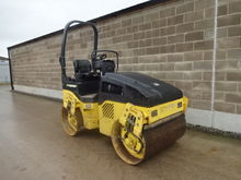 2008 BOMAG BW120AD DOUBLE DRUM