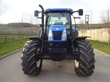2013 NEW HOLLAND T6.175    1449