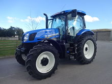 2016 NEW HOLLAND T6.165  YEAR 2
