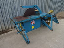 KIDD PTO DRIVEN SAW BENCH C/W L