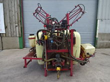 HARDI LX800 12 METRE MOUNTED SP