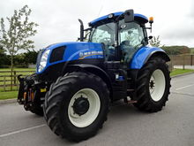 2013 NEW HOLLAND T7.200  50K/ A