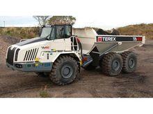 Used 2011 Terex TA40