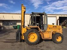 Used JCB 930 in Dunc