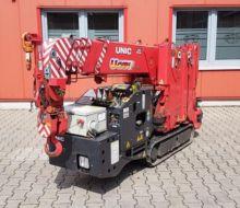 2010 UNIC URW 295 OXBX-7242-PF