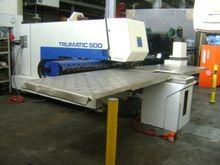 27.5 Ton TRUMPF TC500R BOSCH CN