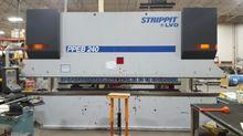 240 Ton STRIPPIT/LVD PPEB 240BH