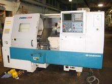 DAEWOO PUMA 230C FANUC 21IT