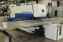 27.5 Ton TRUMPF TC500R-1600 TRU
