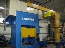 1200 Ton LAUFFER RZX-1200 STRAI