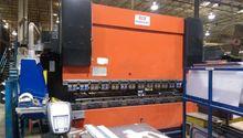 "143 Ton x 123"" AMADA HFT1303 4-"