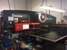 33 Ton, AMADA, EMK3610NT AMNC-F