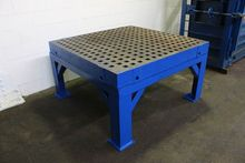 Used Welding Tables For Sale Aronson Equipment Amp More