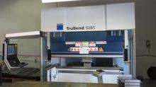2011 TRUMPF TRUBEND 5085 93.5 T