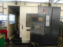 2007 MAZAK SPACE GEAR U44, 5-AX