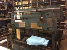 1980 AMADA RG25 27.5 Ton, UP-AC