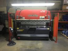 2000 AMADA RG80 88 Ton, NC 9EXI
