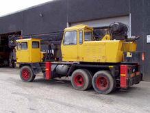 1971 GROVE mobilkran TM180