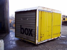 Used Container in Tø