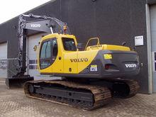 Used 2001 VOLVO EC21