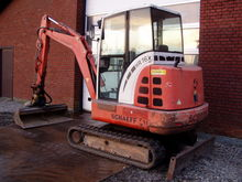 Used 2001 SCHAEFF HR