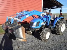 Used 2005 HOLLAND TC