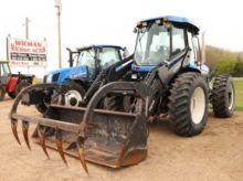 Used Tractor Bi Directional For Sale New Holland Equipment More Machinio