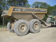 2003 Miskin DW25 Dump Wagon Tra