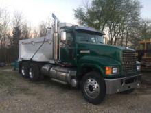 2007 Mack CHN613 Dump Truck (Al