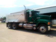 2007 Mack CHN613 Dump Truck Tra