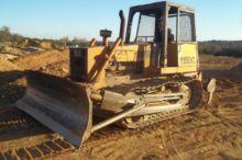 Case 1150C Track bulldozers