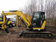 2014 Yanmar VIO80-1 Track excav