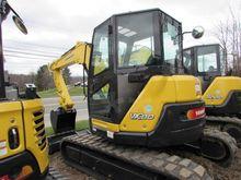 2014 Yanmar VIO80 Track excavat